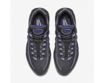 Nike Air Max 95 Essential Mens Shoes Anthracite/Binary Blue/Cool Grey/Paramount Blue Style: 749766-011