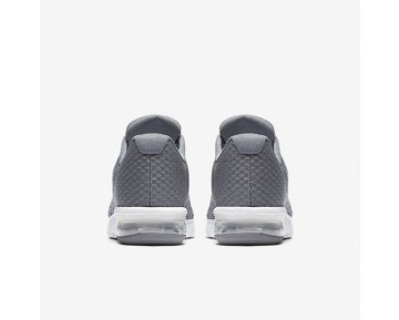 Nike Air Max Sequent 2 Womens Shoes Cool Grey/Dark Grey/Wolf Grey/Metallic Silver Style: 852465-008