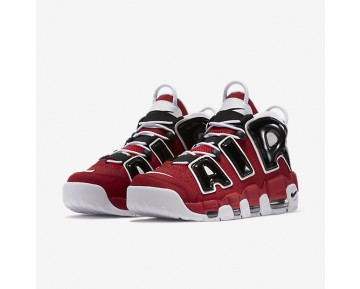 Nike Air More Uptempo '96 Mens Shoes Varsity Red/Black/White Style: 921948-600