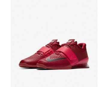 Nike Romaleos 3 Weightlifting Mens Shoes Siren Red/Tough Red/Black Style: 852933-601