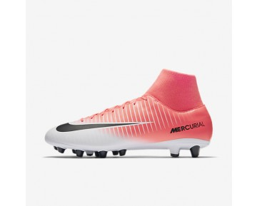 Nike Mercurial Victory VI Dynamic Fit AG-PRO Mens Shoes Racer Pink/White/Black Style: 903608-601