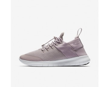 Nike Free RN Commuter 2017 Womens Shoes Plum Fog/Pure Platinum/Sunset Glow Style: 880842-500