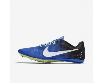Nike Zoom Victory 3 Unisex Shoes Hyper Cobalt/Black/Ghost Green/White Style: 835997-413