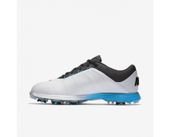 Nike Lunar Fire Mens Shoes White/Photo Blue/Anthracite Style: 853738-100