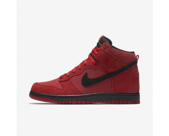 Nike Dunk High Mens Shoes Gym Red/Black Style: 904233-600