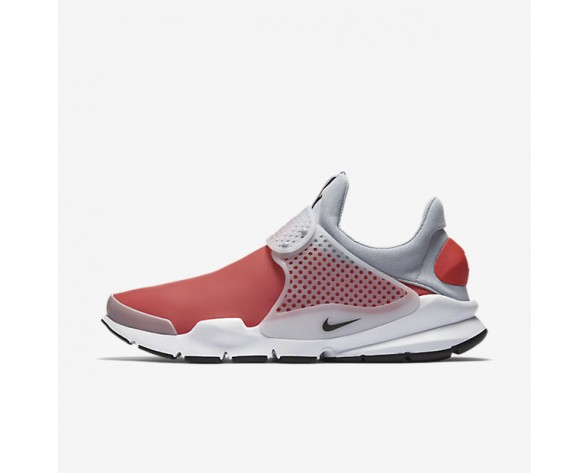 Nike Sock Dart SE Mens Shoes Max Orange/Wolf Grey/Black Style: 911404-800