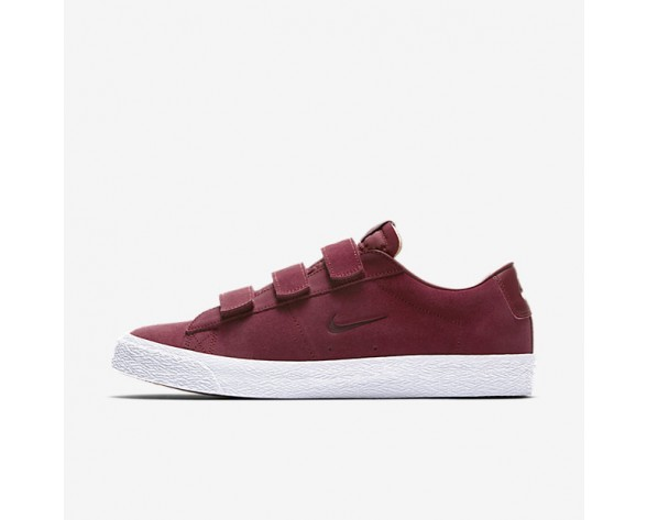 Nike SB Zoom Blazer Low AC 'Numbers' Mens Shoes Team Red/White/Team Red Style: 921739-661