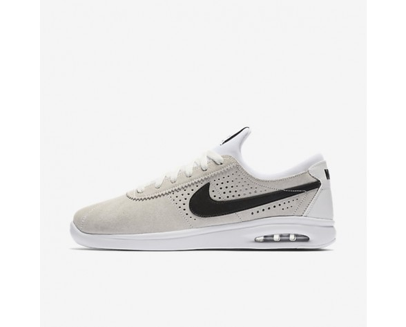 Nike Sb Air Max Bruin Vapor Skateboarding Mens Shoes Summit White/White/White/Black Style: 882097-101