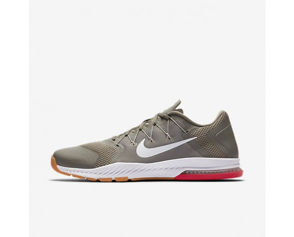 Nike Zoom Train Complete Training Mens Shoes Dark Stucco/Pale Grey/University Red/White Style: 882119-008
