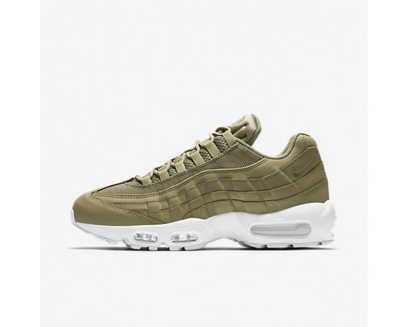 Nike Air Max 95 Essential Mens Shoes Trooper/Summit White/Trooper Style: 749766-201