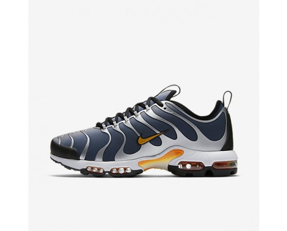 Nike Air Max Plus Tn Ultra Mens Shoes Binary Blue/Metallic Silver/Black/Safety Orange Style: 898015-401