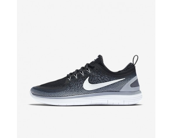 Nike Free RN Distance 2 Mens Shoes Black/Cool Grey/Dark Grey/White Style: 863775-001