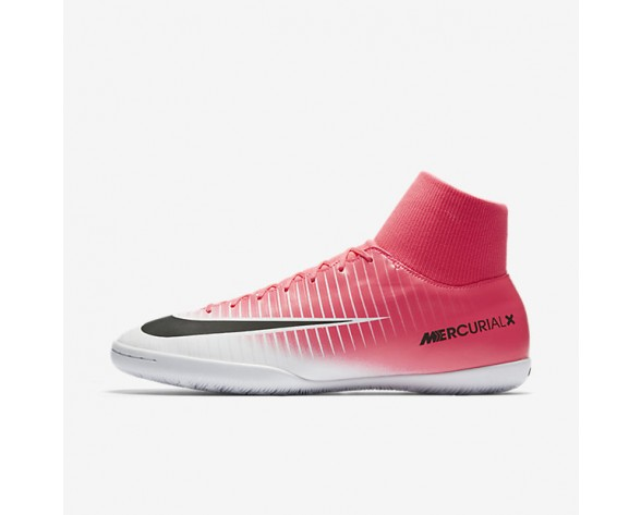 Nike MercurialX Victory VI Dynamic Fit IC Mens Shoes Racer Pink/White/Black Style: 903613-601