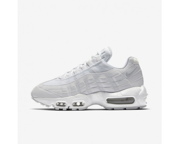Nike Air Max 95 OG Womens Shoes White/Pure Platinum/White Style: 307960-104
