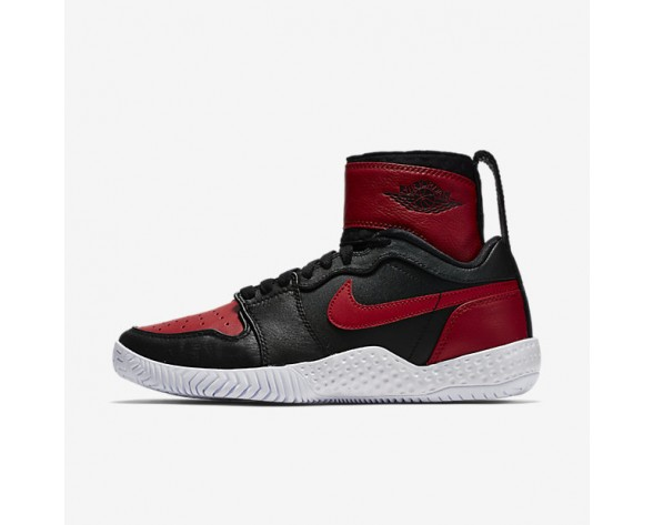 NikeCourt Flare 23 Womens Shoes Black/Varsity Red/Varsity Red Style: 878458-023