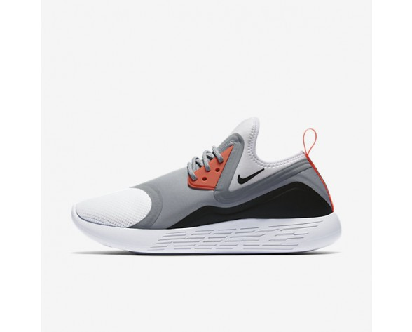 Nike LunarCharge Essential BN Womens Shoes Wolf Grey/Black/White Style: 933797-010