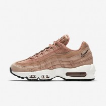 Nike Air Max 95 OG Womens Shoes Dusted Clay/Black/Sail/Dusted Clay Style: 307960-200