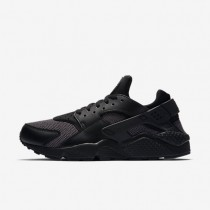 Nike Air Huarache Mens Shoes Black/Black/Dark Grey Style: 318429-041