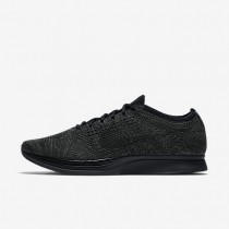 Nike Flyknit Racer Mens Shoes Black/Anthracite/Anthracite/Black Style: 526628-009