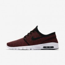 Nike SB Stefan Janoski Max Mens Shoes Track Red/Cedar/Bright Mandarin/Black Style: 631303-606