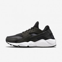 Nike Air Huarache Womens Shoes Black/White/Black Style: 634835-006