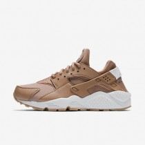 Nike Air Huarache Womens Shoes Dusted Clay/Gum Yellow/White Style: 634835-200