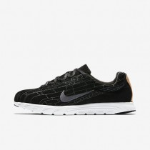 Nike Mayfly Premium Mens Shoes Black/Dark Grey/Linen/Black Style: 816548-003