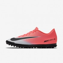 Nike Mercurial Vortex III TF Mens Shoes Racer Pink/White/Black Style: 831971-601
