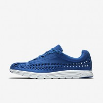 Nike Mayfly Woven Mens Shoes Team Royal/Black/Off-White Style: 833132-401