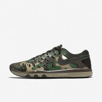 Nike Train Speed 4 Mens Shoes Black/Baroque Brown/Bamboo/Gorge Green Style: 843937-006