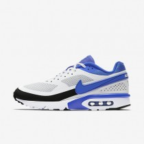 Nike Air Max BW Ultra SE Mens Shoes Pure Platinum/Black/Racer Blue Style: 844967-007