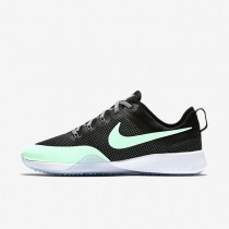 Nike Air Zoom Dynamic TR Womens Shoes Black/Cool Grey/White/Arctic Green Style: 849803-009