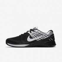 Nike Metcon DSX Flyknit Womens Shoes Black/White Style: 849809-001