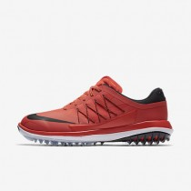 Nike Lunar Control Vapor Mens Shoes Max Orange/White/Black Style: 849971-800