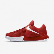 Nike Zoom Live 2017 Mens Shoes University Red/Gym Red/Pure Platinum/White Style: 852421-606