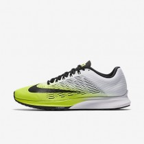 Nike Air Zoom Elite 9 Mens Shoes Volt/White/Black Style: 863769-701