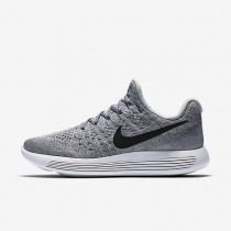 Nike LunarEpic Low Flyknit 2 Womens Shoes Wolf Grey/Cool Grey/Pure Platinum/Black Style: 863780-002