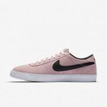 Nike SB Zoom Bruin Premium SE Mens Shoes Prism Pink/White/Black Style: 877045-601