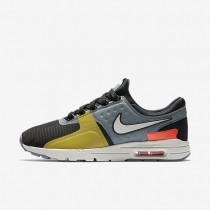 Nike Air Max Zero SI Womens Shoes Black/Cool Grey/Total Crimson/Light Bone Style: 881173-001