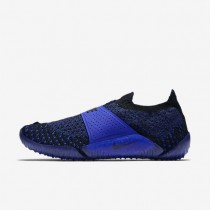 NikeLab City Knife 3 Flyknit Womens Shoes Racer Blue/Black/Black Style: 896284-400