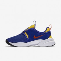 Nike Loden Womens Shoes Concord/Varsity Maize/White/College Orange Style: 896298-400