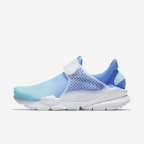 Nike Sock Dart Breathe Womens Shoes Still Blue/Polarised Blue/Glacier Blue/White Style: 896446-400