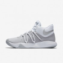 KD Trey 5 V Mens Shoes White/Pure Platinum/Chrome Style: 897638-100