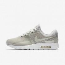 Nike Air Max Zero Breathe Mens Shoes Pale Grey/Summit White/Cool Grey/Pale Grey Style: 903892-002