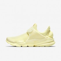 Nike Sock Dart Breathe Mens Shoes Lemon Chiffon/Lemon Chiffon/Lemon Chiffon Style: 909551-700