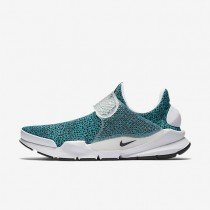 Nike Sock Dart QS Mens Shoes Turbo Green/White/Black Style: 942198-300