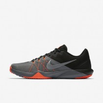 Nike Retaliation Tr Training Mens Shoes Cool Grey/Black/Hyper Crimson/Metallic Cool Grey Style: 917707-003