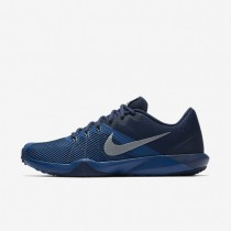 Nike Retaliation Tr Training Mens Shoes Gym Blue/Binary Blue/Metallic Cool Grey Style: 917707-400