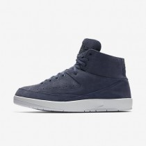Air Jordan 2 Retro Decon Mens Shoes Thunder Blue/White/Bio Beige/Thunder Blue Style: 897521-402