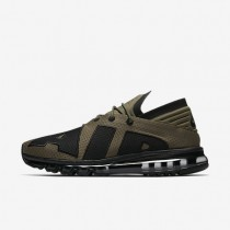 Nike Air Max Flair Mens Shoes Medium Olive/Wolf Grey/White/Black Style: 942236-201